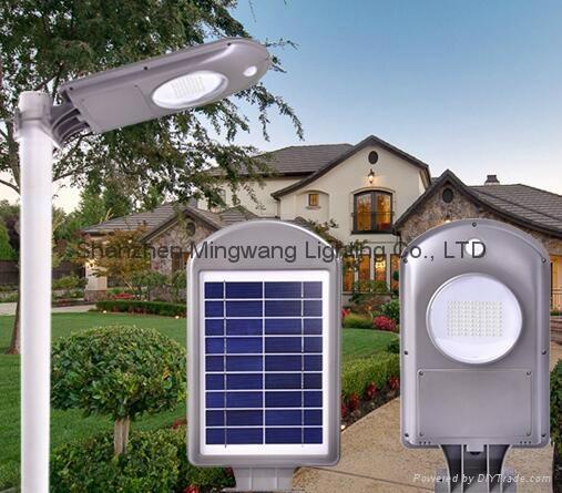 太阳能庭院灯 2
