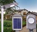 太陽能庭院燈 2
