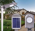 500 Lm 5W LED Solar Garden Light All in one with sensor 2