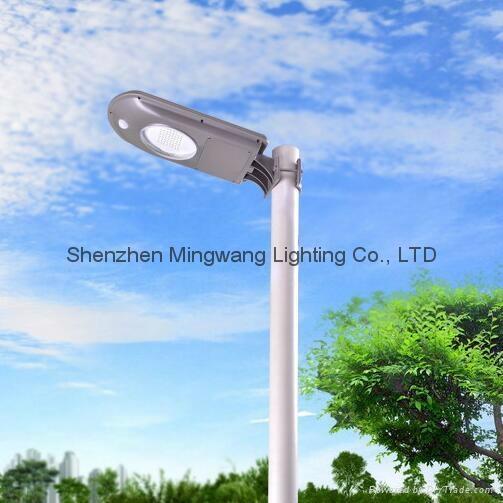 太陽能庭院燈 9
