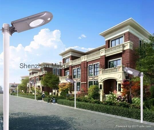 太阳能庭院灯 3