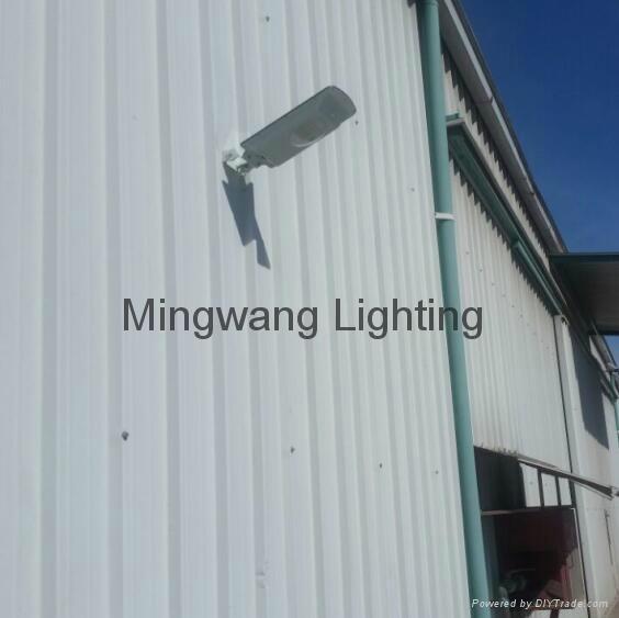 5W 8W LED 一體化太陽能庭院燈 1