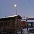 5W 8W LED 一體化太陽能庭院燈 6