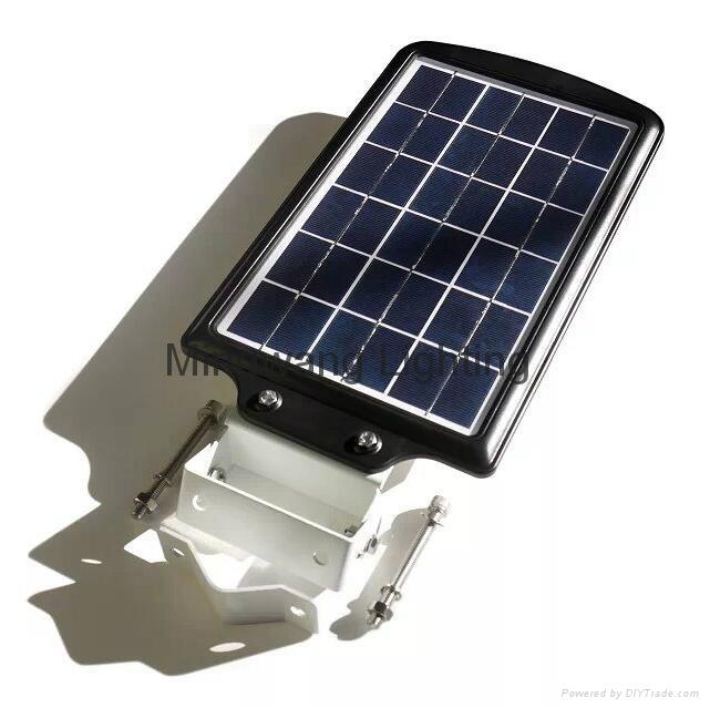 5W 8W LED 一體化太陽能庭院燈 7
