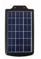 5W 8W LED 一體化太陽能庭院燈 13