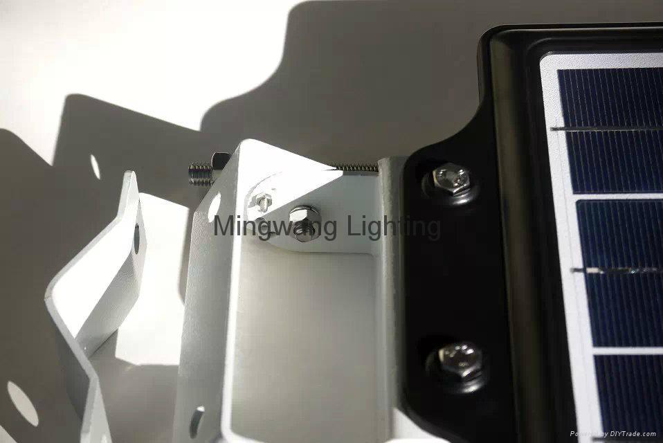 5W 8W LED 一體化太陽能庭院燈 14