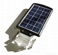 5W 8W LED 一體化太陽能庭院燈 16