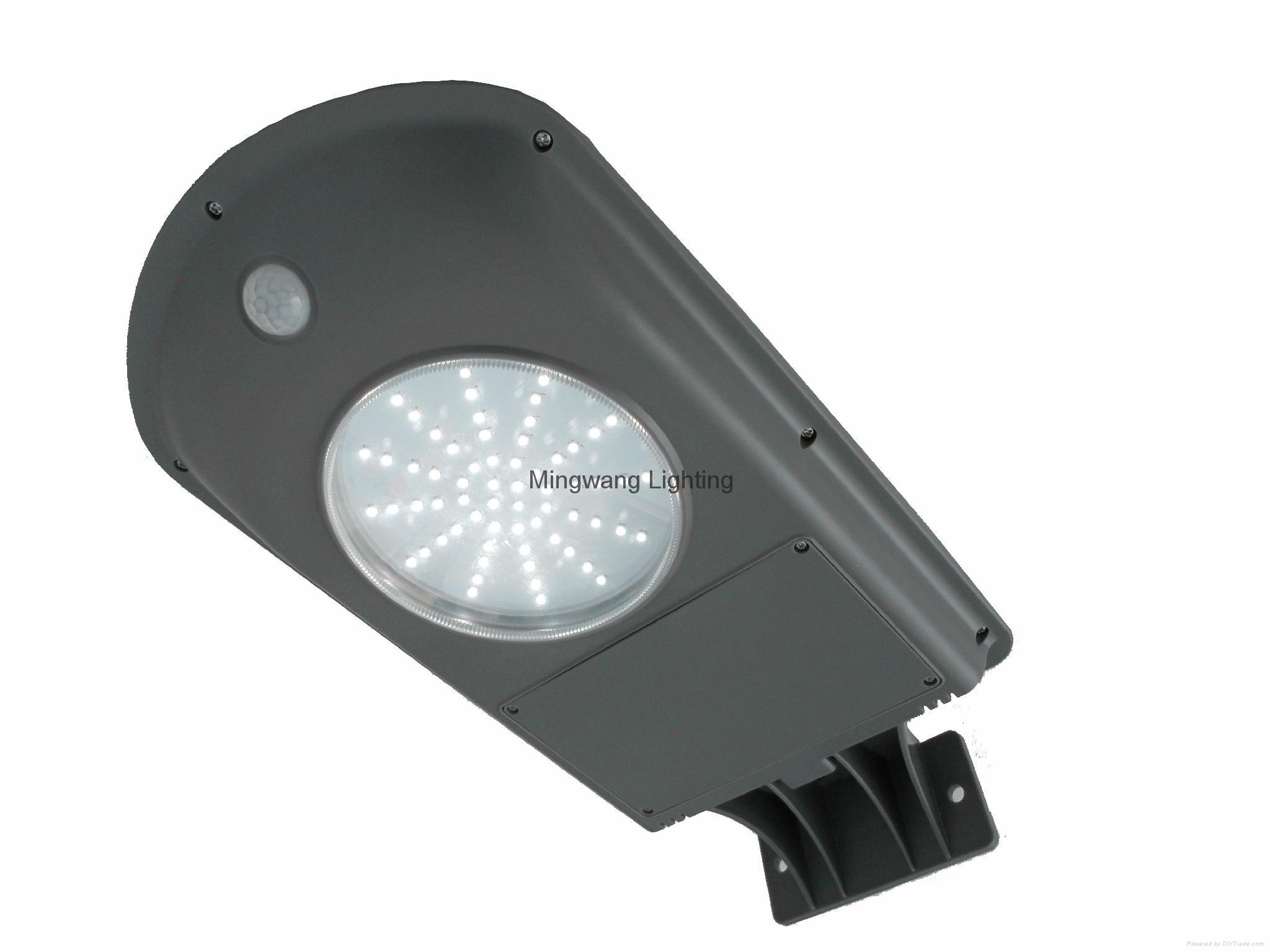 一體化太陽能庭院燈 7