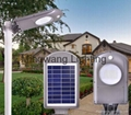 一體化太陽能庭院燈 10