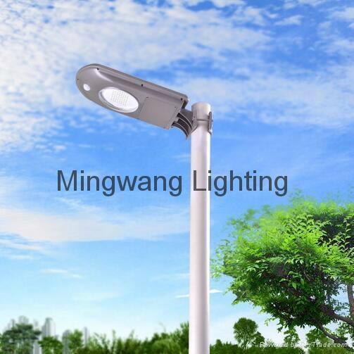 一體化太陽能庭院燈 11