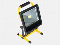 Regardable LED Flood Light - Work Light