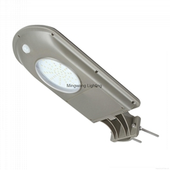 500 lm 5W LED Solar Garden Light With Sensor