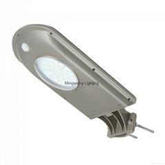 500 lm 5W LED Solar Gard