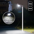 Integrated outdoor solar lamp with sensor 5W all in one solar 2