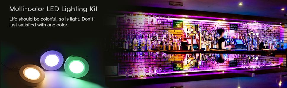 LED 橱柜灯 7