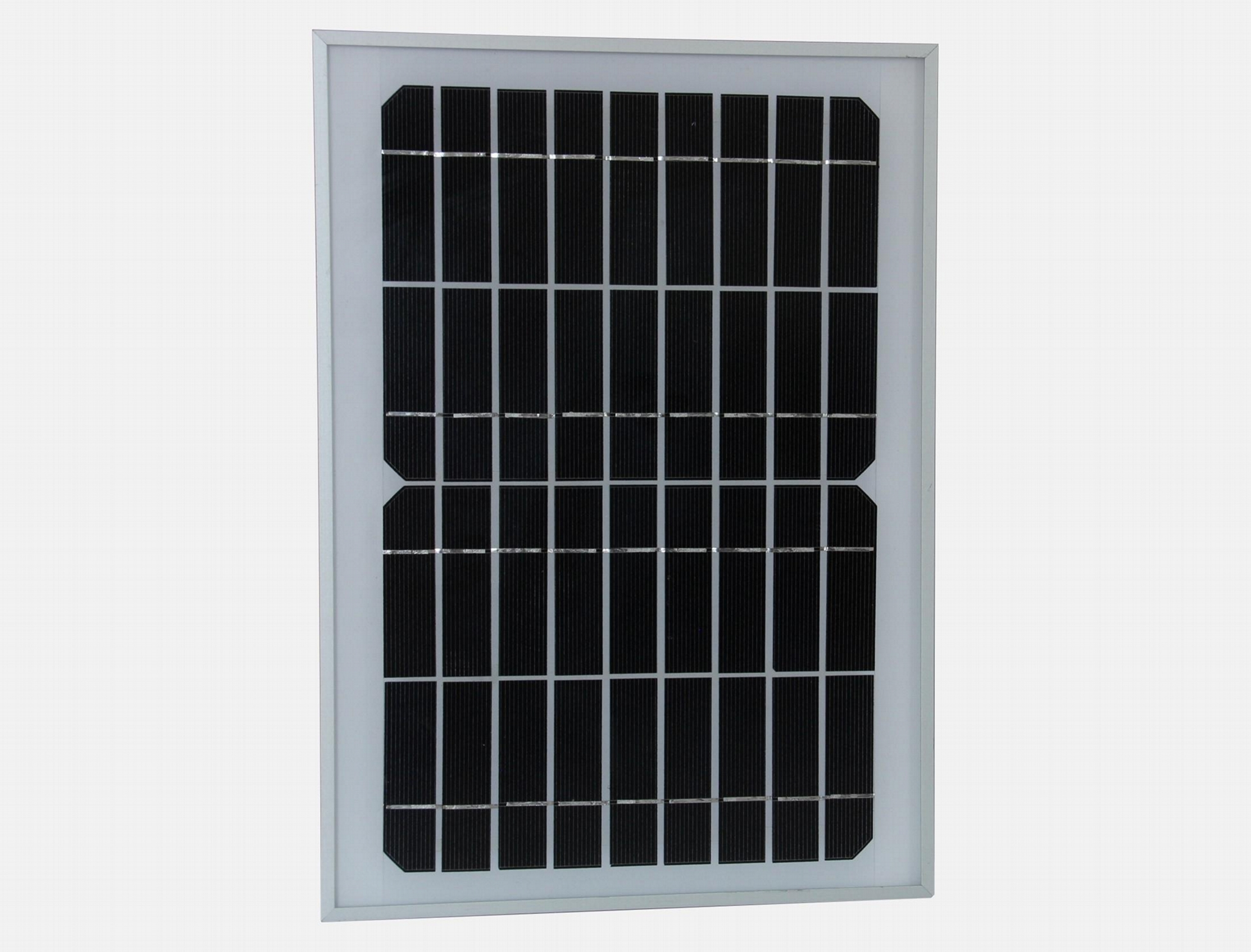 10W单晶太阳能板 1