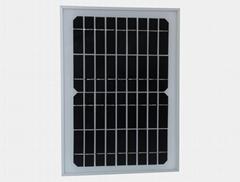 10W單晶太陽能板