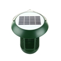 2019 Solar Insect Killer Mosquito Killer Lamp with uv attached bug zapper