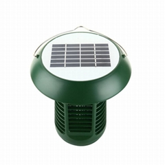 Solar Powered Outdoor Insect Killer / Mosquito Killer Lamp  (Hot Product - 1*)