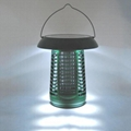 2019 Solar Insect Killer Mosquito Killer Lamp with uv attached bug zapper 5