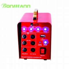 Solar Home  system DC Mini 10W 4Ah