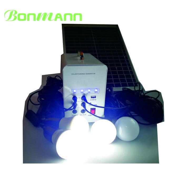 太陽能照明系統 2