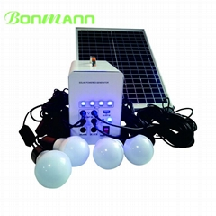 Solar Home  system DC Mini 10W 7Ah (Hot Product - 1*)