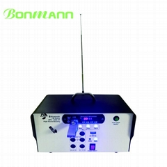 Solar Lighting Kit with Audio System