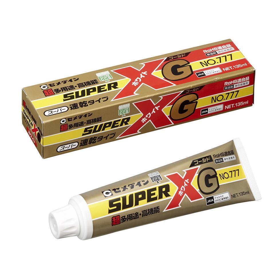 Super xg no.777 白色 135ml 2