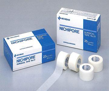 NICHIPORE SURGICAL TAPE-21N 1