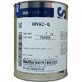 信越HIVAC-G真空脂高真空硅脂墊圈接縫機械活塞真空密封油脂 2