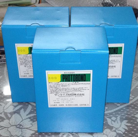 日本Sunrise MSI株式会社photobond300 光学用感光性接着剂粘结剂 2