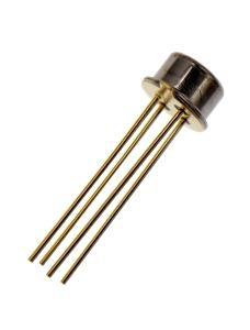 Thermopile infrared temperature sensor