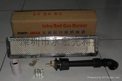 瓦斯红外线炉头