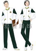 上海校服運動服定做