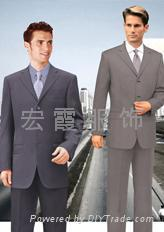 上海商务职业装西服 2