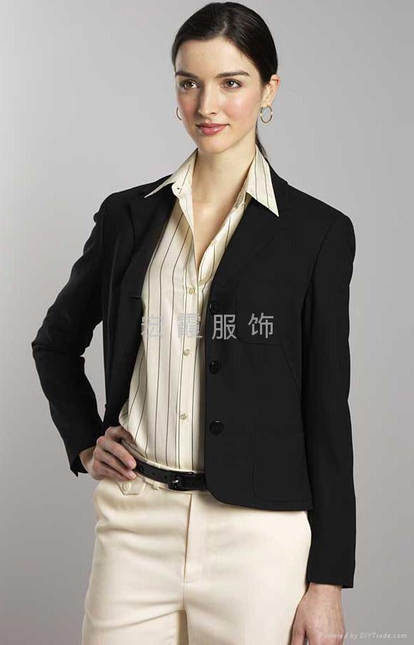 上海商务职业装西服 4