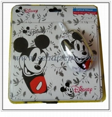 Cartoon mouse-mouse