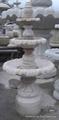 黃鏽石噴泉花缽 5