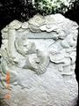 石雕屏風鯉魚跳龍門