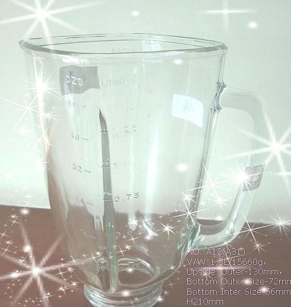 glass blender jar Manufacturers, Exporters, Suppliers 4