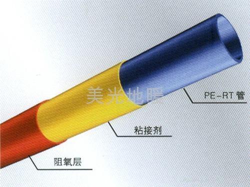 邢台阻氧地暖管 2