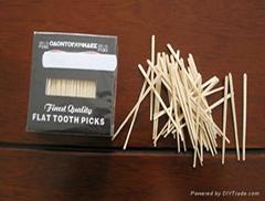 Flat Toothpick