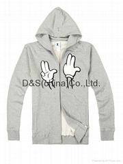 hoodies,sweatshirts,knitted jackets,sport wear