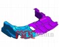 provide GMT plastic mold