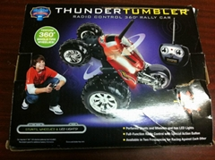 Thunder  Tumbler Radio control toy car