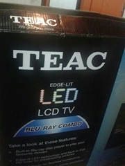 LED TV   BLURAY DVD COMBO