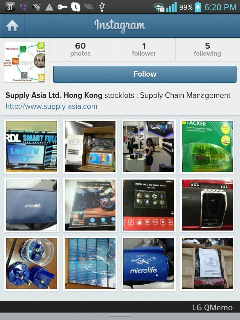 new stock list  2