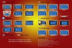 Car  PC  w/  GPS ,GPRS , DVD ,DVB TV  (TOUCH SCREEN )