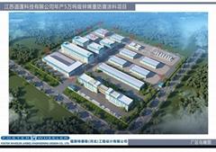泰州化工設計氨基葡萄糖鹽酸及聯產活性炭生產裝置